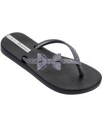 Ipanema - Bow Flip Flops - Lyst