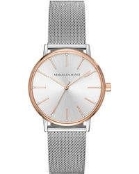 Armani Exchange - Dames Horloge Ax5537 - Lyst
