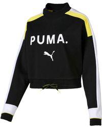 PUMA - Chase Sweater - Lyst