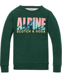 Scotch & Soda Nepped Sweater