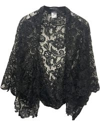 Laundry by Shelli Segal | Venise Lace Cocoon Cardigan | Lyst
