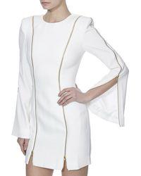 Misha Collection - Adel Mini Dress - Lyst