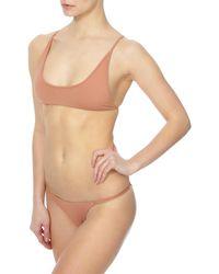 Minimale Animale Whiskey Women Rust Bikini - Brown