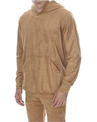 Adyn - Elements Hoodie Clay - Lyst