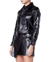 Ksubi A2b Women Black Jacket