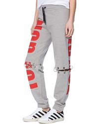 Filles A Papa - Tomy Cotton JOGGING Trousers - Lyst