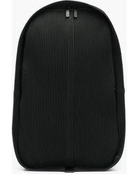 Homme Plissé Issey Miyake Pleats Day Pack - Black