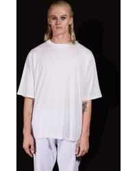 The Celect Square T-shirt - White