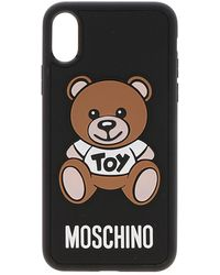 Moschino Cover Teddy Bear - Nero
