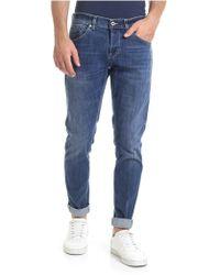 Dondup Jeans George blu
