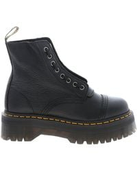 Dr. Martens - Sinclair Aunt Sally Boots In Black - Lyst