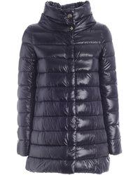 Herno Iconico Amelia Down Jacket - Black