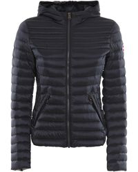 Colmar Water Repellent Quilted Jacket - Blue