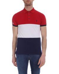 Polo Ralph Lauren - Polo Rossa, Bianca E Blu - Lyst