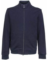 Herno - Zipped Cardigan - Lyst