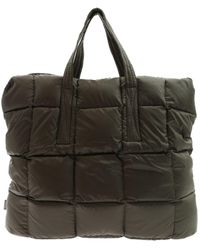 Aspesi Army Green Quilted Bag