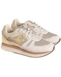 Lotto Leggenda - Tokyo Wedge Sneakers - Lyst