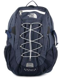 The North Face Borealis Classic Nylon Backpack - Blue