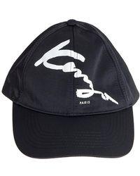 KENZO - Signature Cap - Lyst