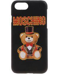 Moschino Cover Teddy Circus per IPhone 6/6S/7/8 - Multicolore