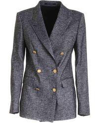 Tagliatore Paris Suit - Black