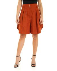 See By Chloé Shorts - Orange