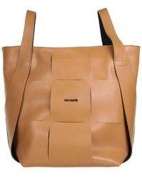 Vic Matié Nadege Bucket Bag - Natural