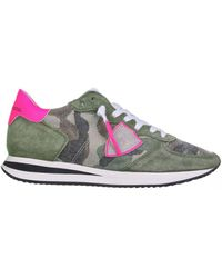 Philippe Model Trpx Trainers - Green