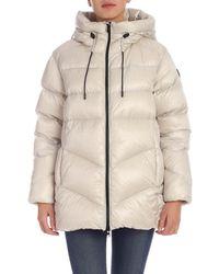 Woolrich Packable Birch Down Jacket - Grey