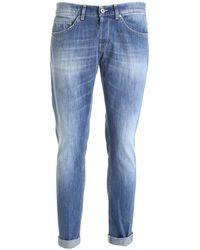 Dondup Jeans George Azzurri - Blu