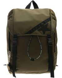 Golden Goose Deluxe Brand Journey Backpack - Green