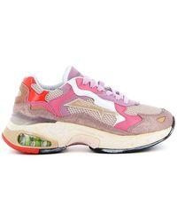 Premiata Sharky Sneakers Multicolour - Pink