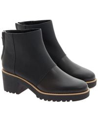 Hogan - Leather Ankle Boots - Lyst