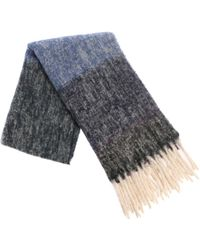 PS by Paul Smith - Multicolour Scarf With Fringes - Lyst