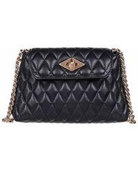 Ballantyne Diamond Micro Bag - Black