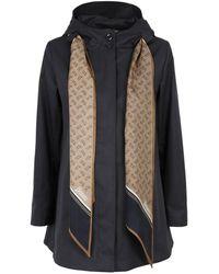 Herno - Scarf Jacket - Lyst