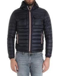 Moncler - Blue Douret Down Jacket - Lyst