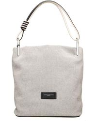 Gianni Chiarini Logo Handbag - White