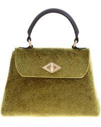 Ballantyne Diamond Handbag - Green