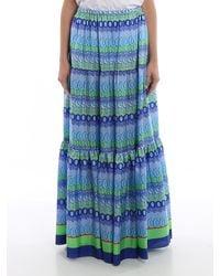 Giada Benincasa Skirt - Blue