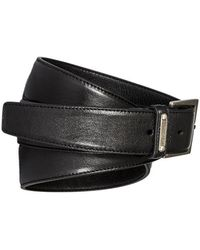 Saint Laurent - Leather Belt - Lyst
