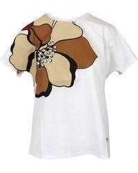 Max Mara Studio Baviera T-shirt - White