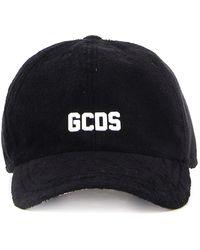 Gcds Logo Patch Baseball Cap - Black