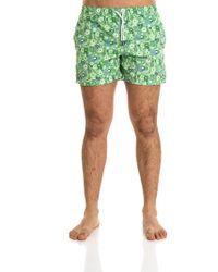 Fedeli - Swim Shorts - Lyst