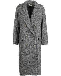 Isabel Marant Ojima Coat - Gray