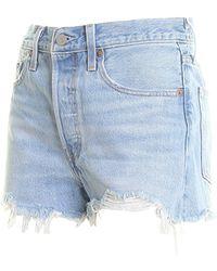 Levi's Levi's Shorts 501 - Blu