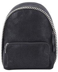 Stella McCartney Falabella Mini Backpack - Black