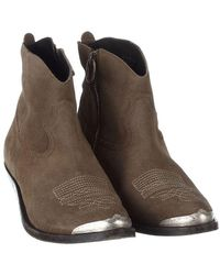 Golden Goose Deluxe Brand - Brown Young Boots - Lyst