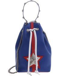 Les Jeunes Etoiles Bucket Bag - Blue