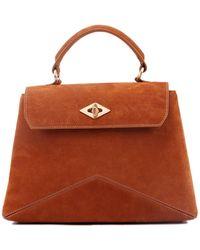 Ballantyne Diamond Medium Bag - Brown